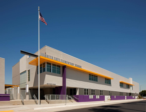 LOS ANGELES UNIFIED SCHOOL DISTRICT JUANITA TATE ELEMENTARY SCHOOL ASPIRE CHARTER SCHOOLS