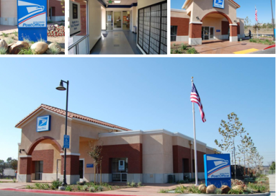 UNITED STATES POSTAL SERVICE MOORPARK MAIN POST OFFICE